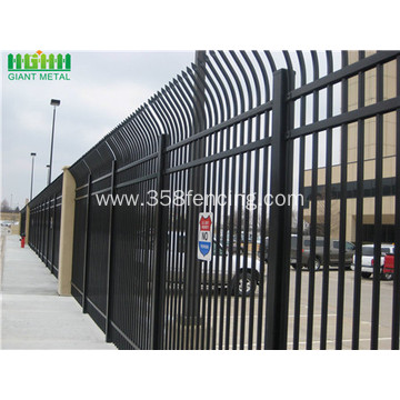 Dip Galvanized Becautiful Hight Quality wrought iron fence