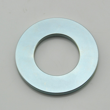 Strong ring countersunk magnet for speaker magnet