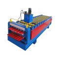 Double Deck Roof Sheets Roll Forming Machine