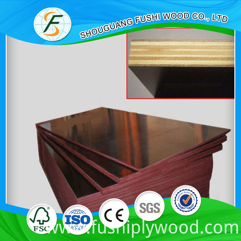 18MM Brown Shuttering Plywood