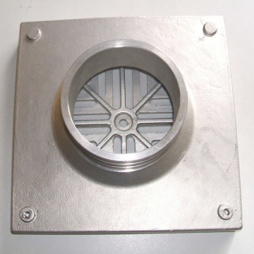China supplier OEM for Precision Casting Stainless Steel Polished Square Floor Drain OEM supply to Antarctica Importers