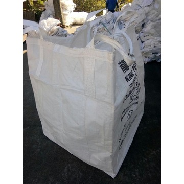 Used Super Sacks Bulk Bag Recycling