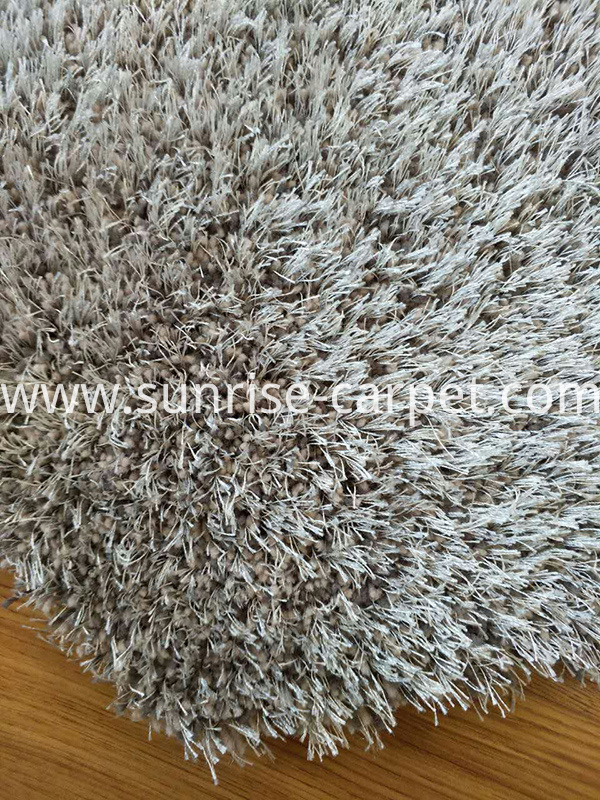 Elastic & Silk Shagy carpet tile