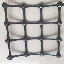 Extruded BXPP biaxial geogrid