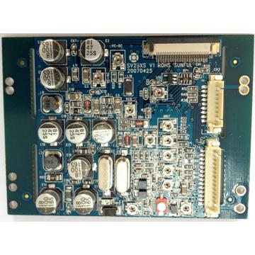 SFA035XSL-R 3.5 inch AV board for PA035XSL