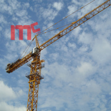 Short Lead Time for Hammerhead Tower Crane Tower crane with GOST certificate supply to United Arab Emirates Supplier
