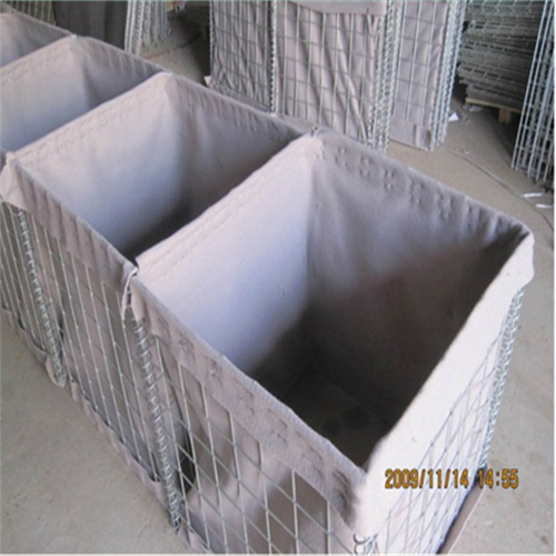 Military Gabion Basket Hesco Barrier