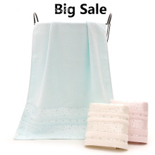Stock Glittering Ornament Towel Hot Drilling Bath Towel
