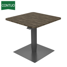 OEM/ODM for One Leg Standing Desk Small Height Adjustable Table With Lift Mechanism India export to Haiti Factory