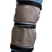 Stainless Steel Chainmail Knee Pad