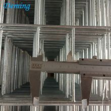 Welded Galvanized Wire Mesh Panel for Fence