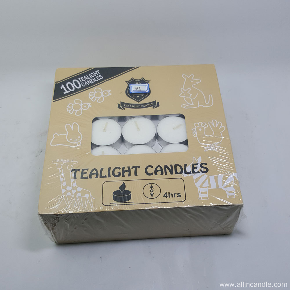 Selling Small Scented Tea lights In Bulk
