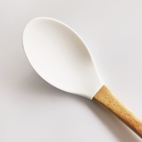 Kitchen Silicone Basting Spoon