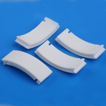 China Manufacturers for Square Refining Industrial Ceramic Plate Special shape ceramic plate insulator supply to Japan Suppliers
