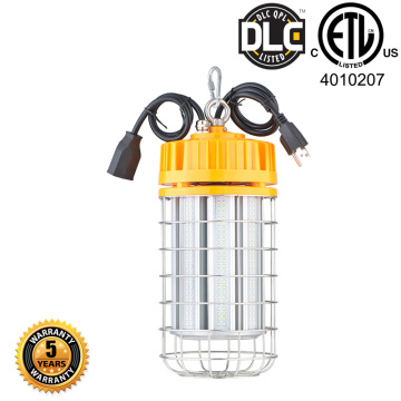 150W LED Temporary Work Light Hanging for Construction