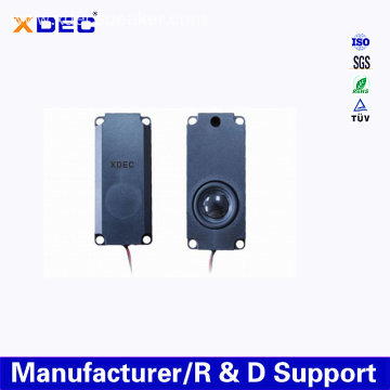 4ohm 5w small box speaker 45100 advertising speaker