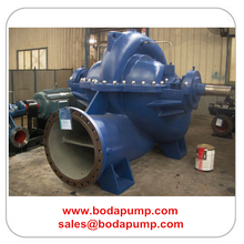 High quality factory for Submersible Water Pressure Pump,Portable Centrifugal Water Pump, Horizontal Centrifugal Water Pump Suppliers in China Double Suction Diesel Dewatering Water Pump export to United States Factories