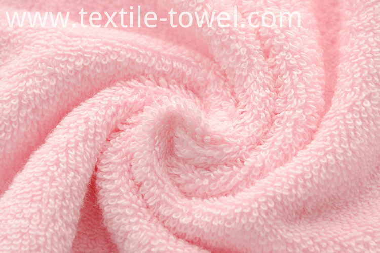 Towel in Plain Colors
