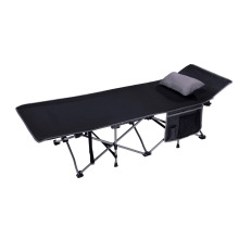 Portable lit pliant Sun Lounger Bed Voyager