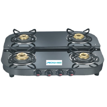 Royal Plus Duplex Glass Top Gas Stove