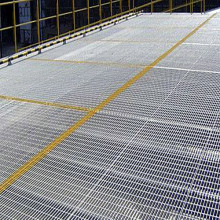 Galvanized Dense Steel Bar Grid
