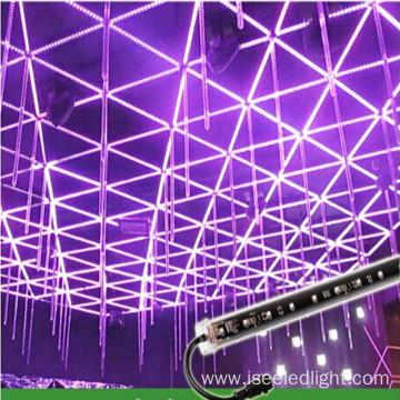 Music control disco lights 3D LED Tube