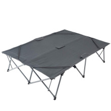 Double 2 Person Oversized Portable Folding Bed