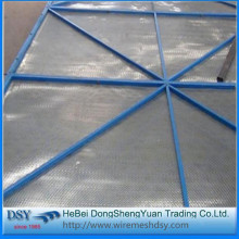 3mm hole perforated metal mesh climb frame mesh