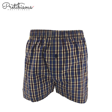 Large waistband cotton men boxer shorts underwear