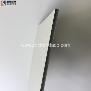 White Ceramic Feel Aluminum Composite Panels