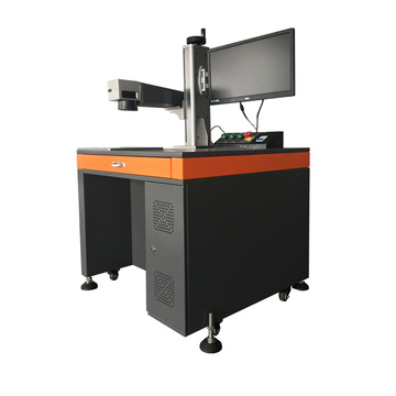 100W Desktop Fiber Laser Marking Machine
