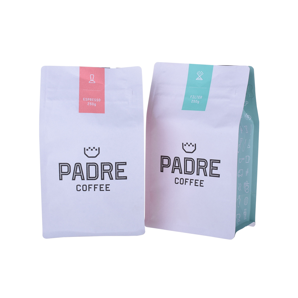Wholesale 250g 500g Coffee Bag with Valve