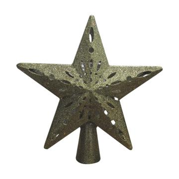Christmas Tree Decorative Top Star Lighting