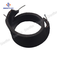 Best quality and factory for Oil Hose Smooth Surface High Temperature Multi-function Rubber Flex Hose supply to India Importers