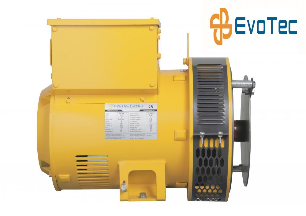40kw Low Voltage Industrial Alternator