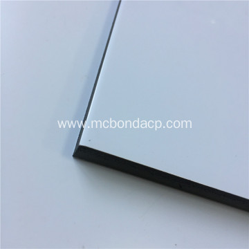 High Light Panel Outside Building Finishing Materials ACP Sheet