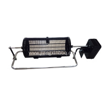 Reliable for Rotisserie Basket Universal Grill Top BBQ Rotisserie Spit export to India Importers