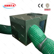 High Temperature Rooftop Packaged Air Conditioning