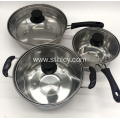 Stainless Steel Professional Cookware Sets