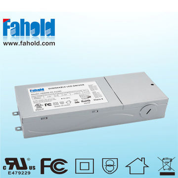 Junction Box LED Driver foar Troffer 1.5A