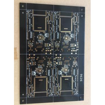 2 layer ENIG PCB quick turn delivery