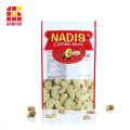 Nadis Cashew Nuts Packaging Bag Stand Up Zipper Bag