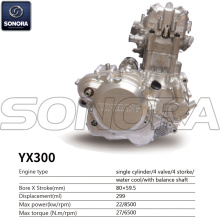 Yinxiang Engine YX300 BODY KIT ENGINE PARTS COMPLETE SPARE PARTS ORIGINAL SPARE PARTS