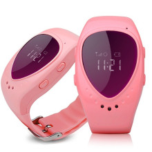 Anti-lost SOS Kids GPS Phone Watch Tracker