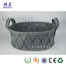 China for Felt Storage Basket Hot sale customized felt storage bag basket supply to United States Wholesale