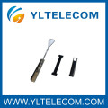 Stainless Steel Drop Wire Clamps for Telecommunication Entrance Cable To Mounting Device