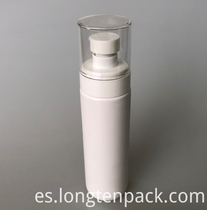 LTP8028 PET bottle with lotion pump