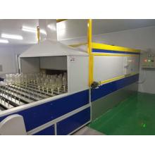 OEM Manufacturer for Best Glass Product Painting Line,  Automatic Glass Product Painting Line,  Automatic Painting Line Manufacturer in China Auto painting equipment for glass bottle export to Turkmenistan Importers