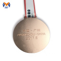 Different color sports medals wholesale factory