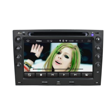 Car Android DVD player per Renault Megane 2003-2009